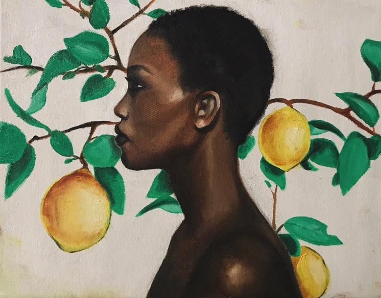 Kane_Taylor_Painting_ Lemon Tree_12951685