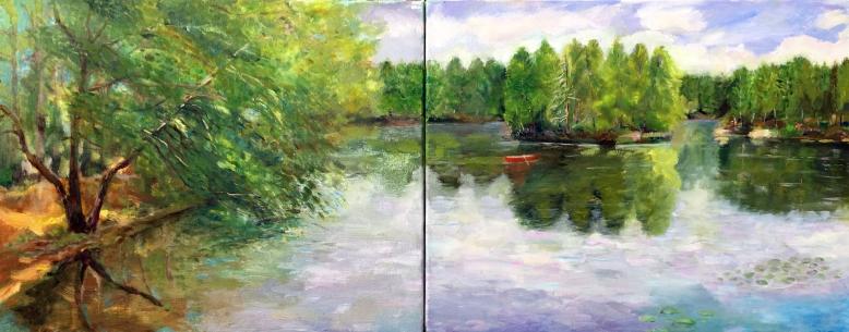 Kearney_Sabrina_Painting_Summer Breeze_12749075